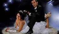 Очень странные свадебные фотографии
