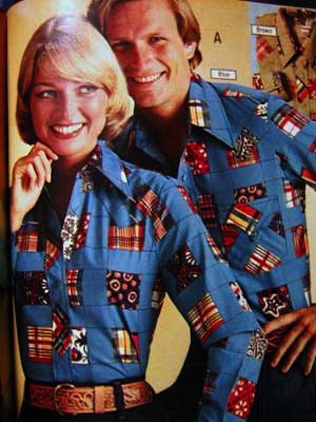 3. Birbirlerine ne kadar ait olduklarını göstermek için dahil oldukları bu moda akımı yurt dışında oldukça çok uygulanıyor.