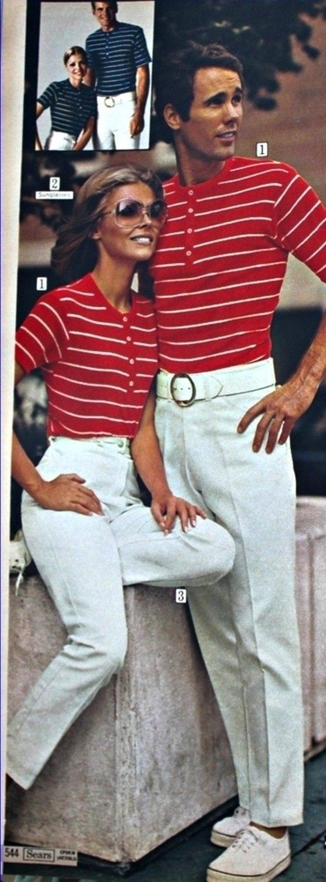7. Akraba ziyaretlerinde aynı kıyafetler giyilip sokağa çıkmakta bir beis görülmüyor.