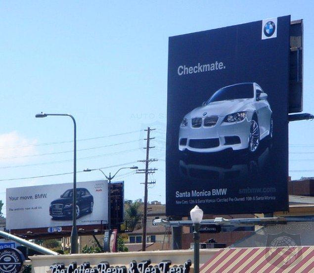 7. BMW'nin şahmatı