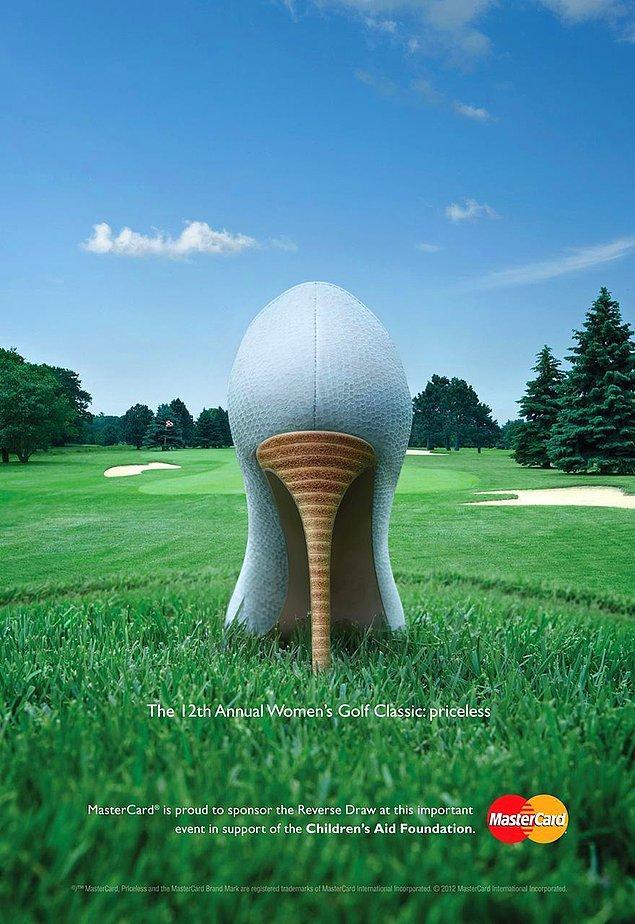 26. Mastercard: 12. Geleneksel Bayanlar Golf Turnuvası