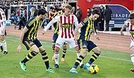 Fenerbahçe, Sivas'ta Ağır Yara Aldı