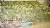 Невероятно! Все это было найдено в доме мексиканского наркобарона