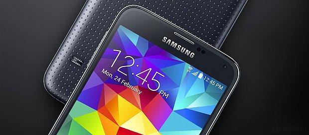 Galaxy S5'in Premium Modeli Mayıs'ta Tanıtılabilir!