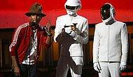 Daft Punk Ve Pharrell Williams'dan Yeni Şarkı: Gust Of Wind