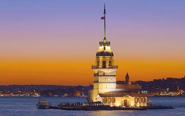 3. Kız Kulesi, İstanbul