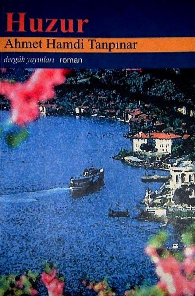 7. Huzur - Ahmet Hamdi Tanpınar