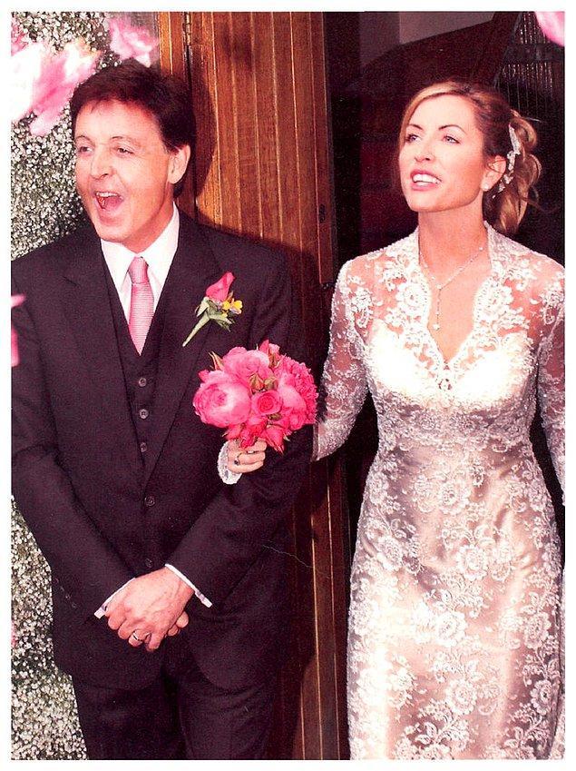 Paul McCartney ve Heather Mills-$3.2 milyon