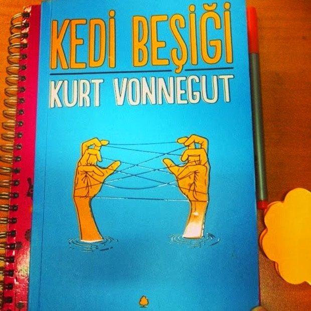 Kurt Vonnegut - Kedi Beşiği