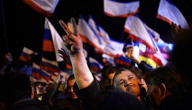 Kırım Rusya'ya Doğru