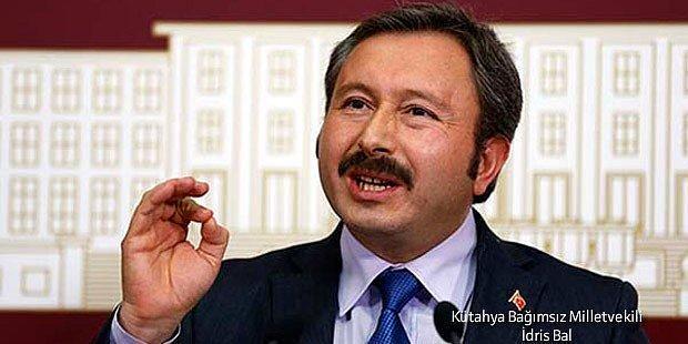 İdris Bal'dan Erdoğan'a 23 Soru
