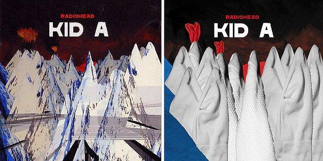 8. Radiohead – Kid A