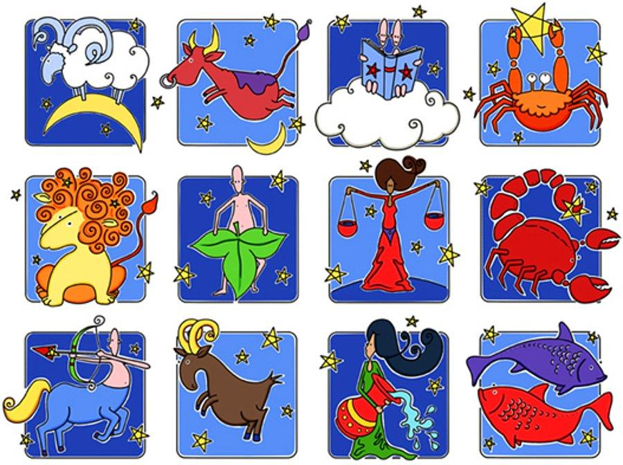 прикольные рисунки с букв или знаков зодиака богаты полезными витаминами