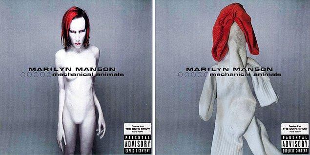 18. Marilyn Manson – Mechanical Animals