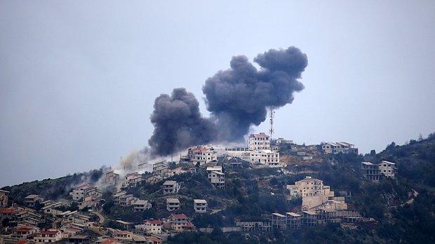 Kesab'da Yoğun Çatışmalar