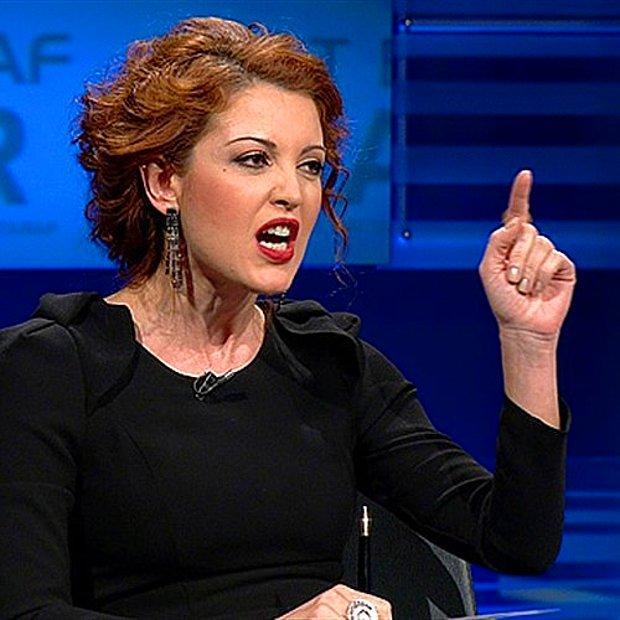 Nagehan Alçı'dan 'Vatan Haini' Çıkışı