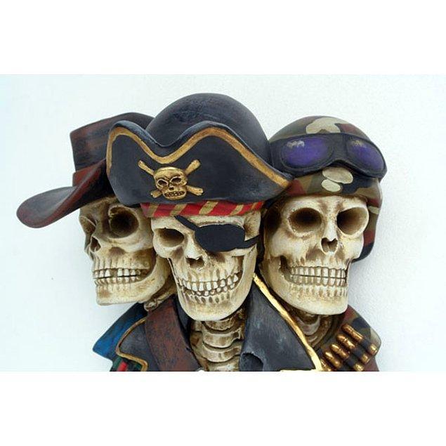2. Kaptan korsanların taktıkları tek göz bandının amacı, karanlık yerlere girildiğinde karanlığa alışma süresini yok etmektir.