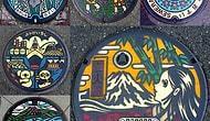 Sokakları Renkli Hale Getirmenin Marjinal Hali: Sanat Dolu Rögar Kapakları