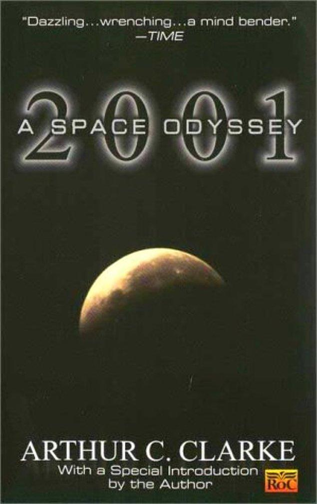 17- Arthur C. Clarke - Bir Uzay Efsanesi