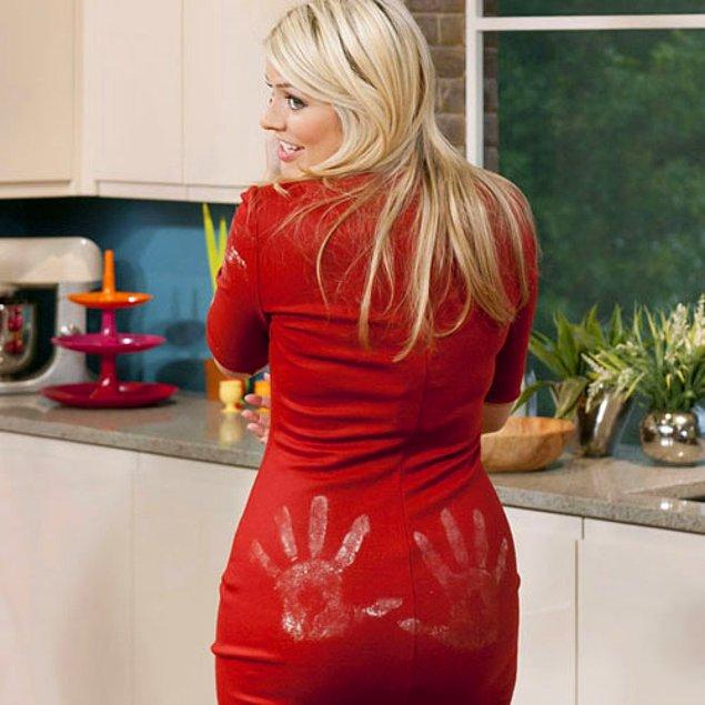 37. Holly Willoughby