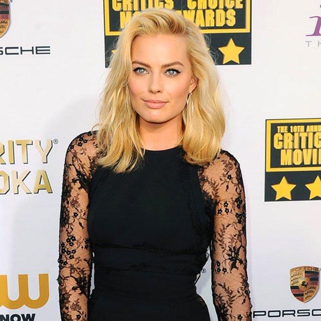 26. Margot Robbie