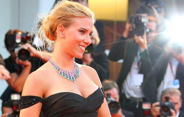 10. Scarlett Johansson