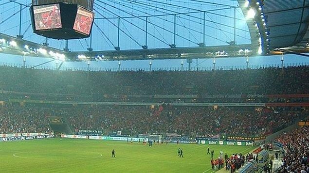 13. Eintracht Frankfurt