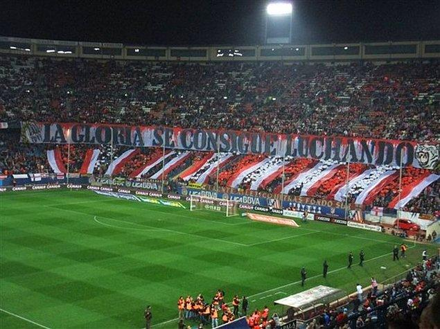 20. Atletico Madrid