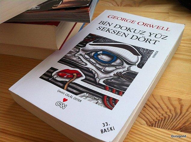 1. Bin Dokuz Yüz Seksen Dört (1984) - George Orwell