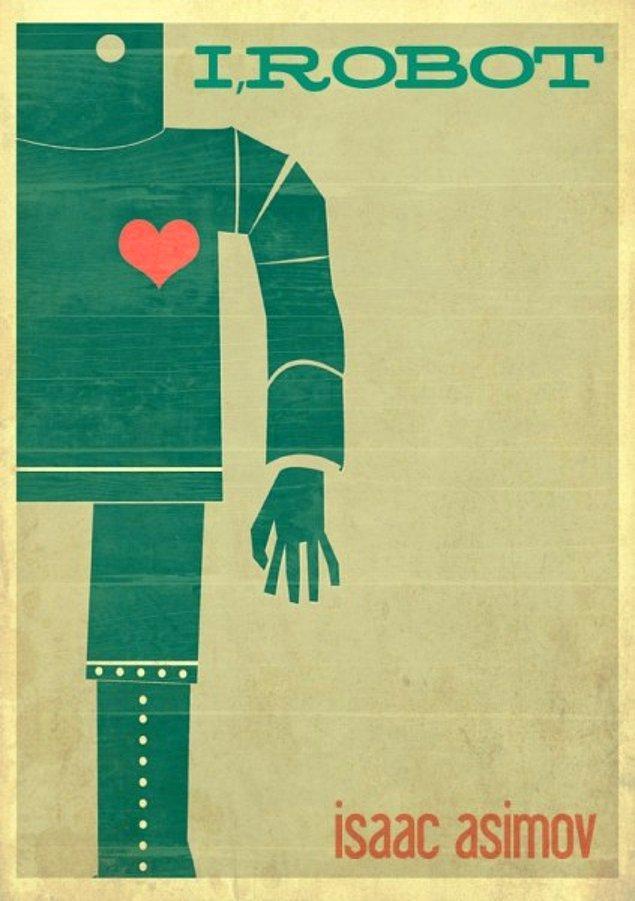 4. Ben Robot - Isaac Asimov