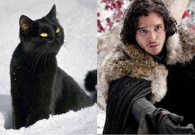 6. Jon Snow