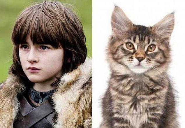 11. Bran Stark