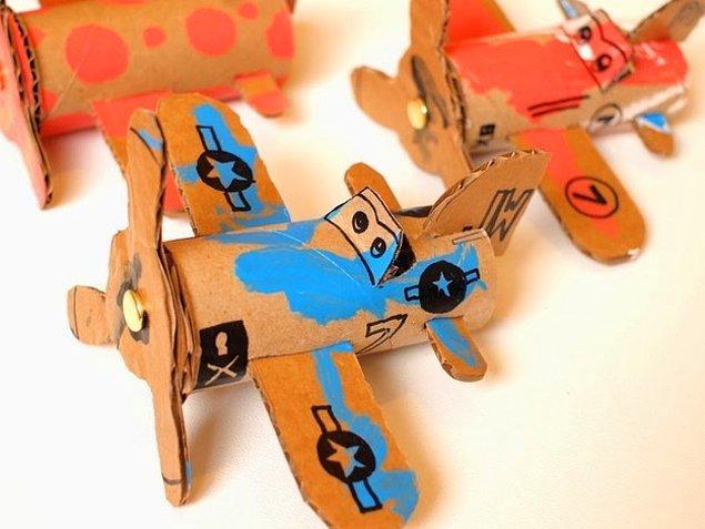 17. Küçük Uçaklar
