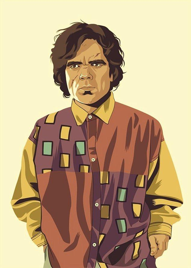 20. Tyrion Lannister.