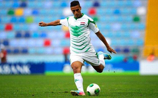 18. Ali Adnan (Rizespor)