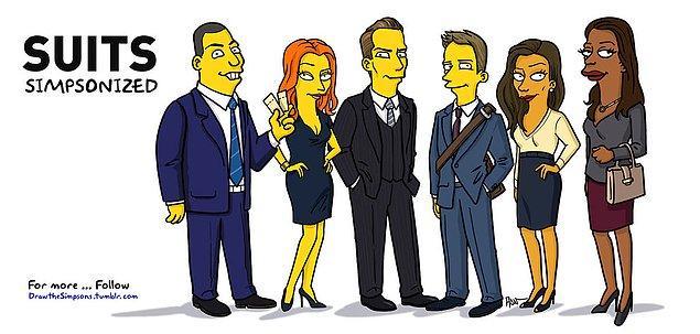 7. Suits