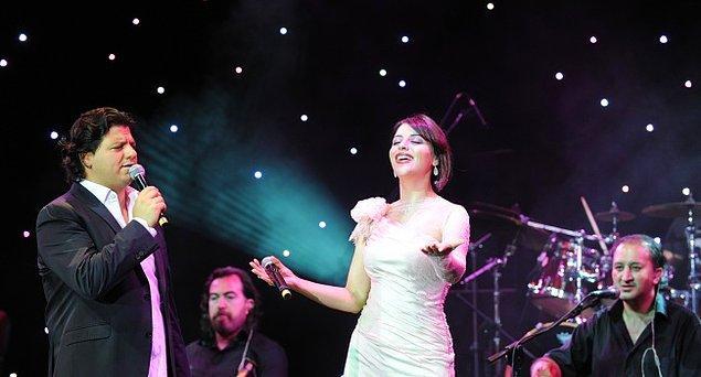 Türk Halk Müziği Özel Ödülü Zara ve Kubat'a