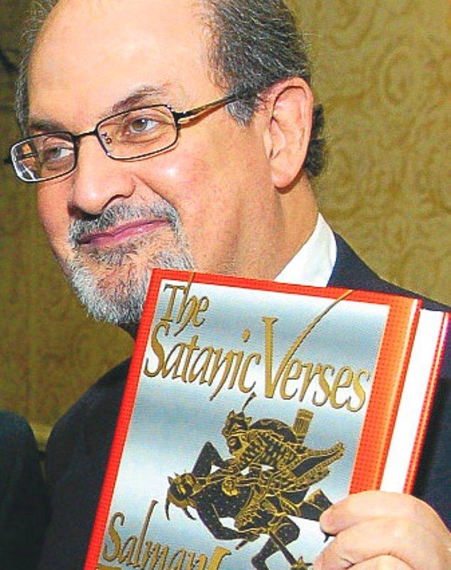 """3). Aziz Nesin'in Aydınlık Gazetesi'nde Salman Rüşdi'ye ait olan """"Şeytan Ayetleri"""" kitabını yayımlaması tahrik gerekçesi olarak gösteriliyordu."""
