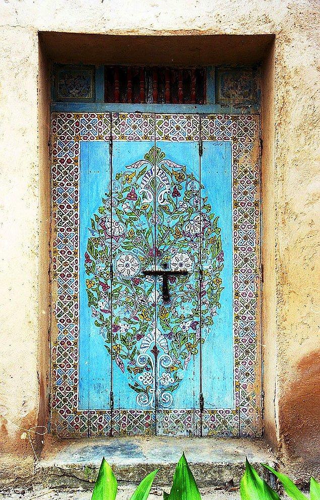 6. Rabat, Fas