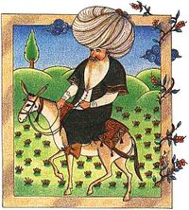 Nasreddin Hoca (1208-1284)