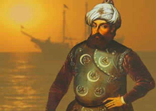 Barbaros Hayreddin Paşa (1478-1546)