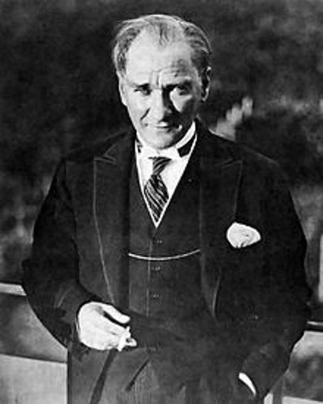 Mustafa Kemal Atatürk (1881-1938)