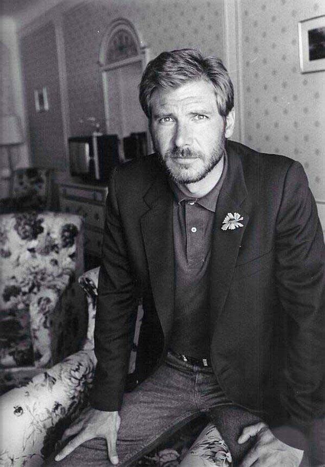 6. Harrison Ford'un gençliği