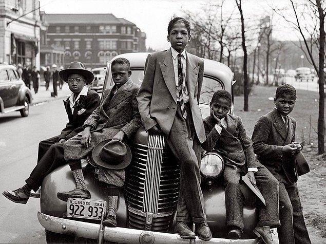 10. Şikago'nun çocukları (1941)