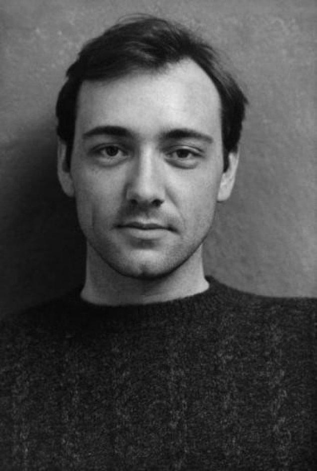 12. Kevin Spacey'in gençliği (1980'ler)