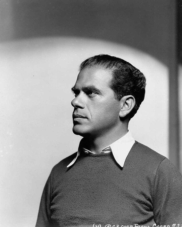 7. Frank Capra