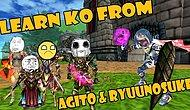 Agito ile Knight Online Hurafeleri: İtem Yakmak !