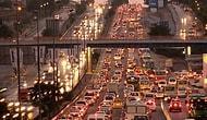 Trafikte Geçirilen Zaman Arttı