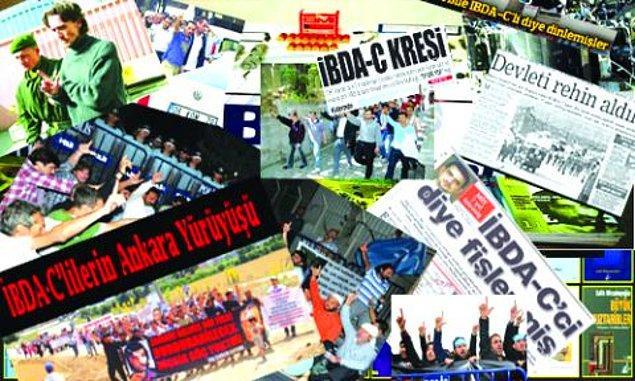 8. İBDA-C'nin düzenlediği terör eylemleri