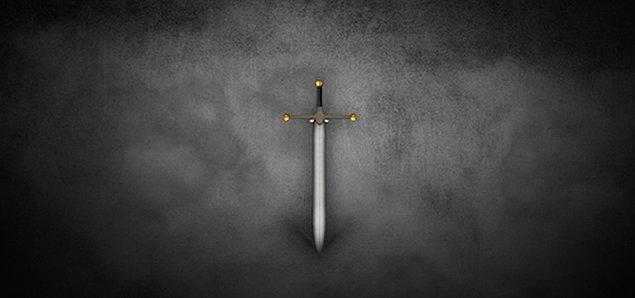 12. Valyrian kılıcı
